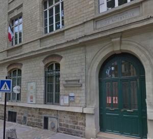 Entrée Ecole Parisienne - Collectif Apprendre Ensemble