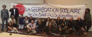 Le comité d'organisation de États-Généraux de l'éducation dans les quartiers populaires